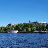 Lõbusdõit Ms Pärnu sadamas